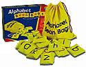 aiphabet bean bags