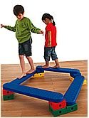 balance beam childrens set by pocket full of therapy