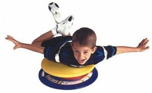 Dizzy Disc Jr - The Original Spinning Toy* NOW ON SALE!