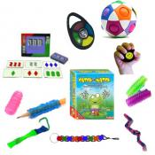 Deluxe Camp Package- Mixed Games & Sensory