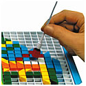 Mosaic Puzzle with Suction