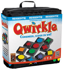 Travel Qwirkle by PFOT