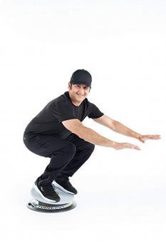 TurnUnit 3D Balance Trainer (aka Dizzy disc for adults)