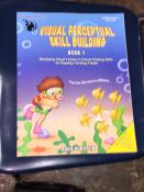 Visual Perceptual Skill Building-Book 1 & 2 Set
