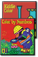 Young Child Coloring Book Collection
