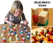 Multi Matrix Game