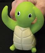 Peek-a-Boo Turtle