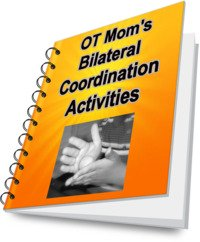 E-Book: OT Mom's Bilateral Coordination Activities