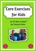E-Book: OT Mom's Core Exercises for Kids
