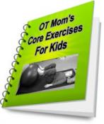 E-Book: OT Mom's Core Exercises for Kids