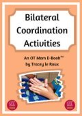 E-Book: OT Mom's Bilateral Coordination Activities