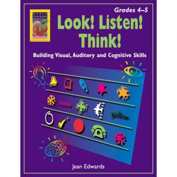 Look, listen, think