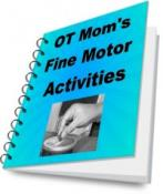 E-Book: OT Mom's Fine Motor Activities